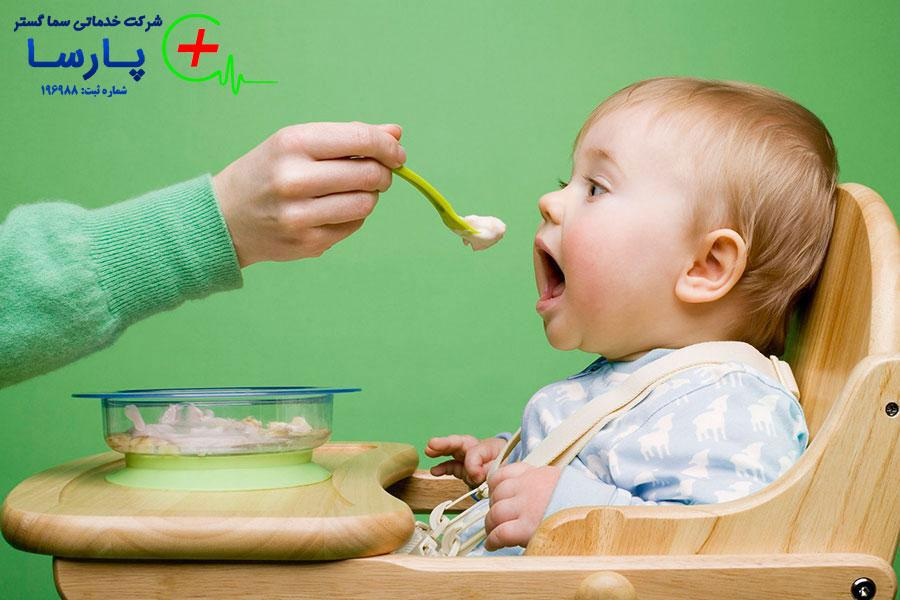 آموزش نگهداری از کودک و نوزاد