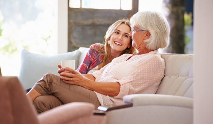 آموزش نگهداری از سالمند