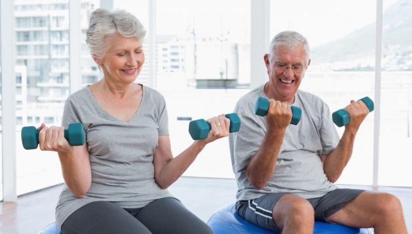 ورزش در سالمندان
