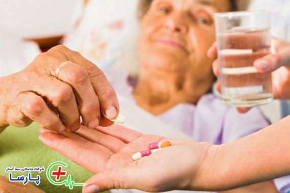 پرستاری و مراقبت از سالمندان