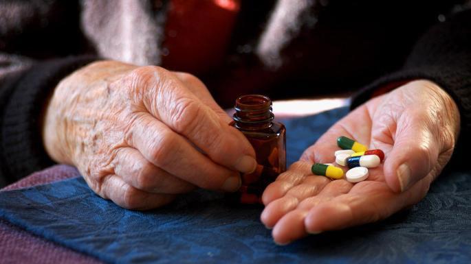مصرف دارو در سالندان