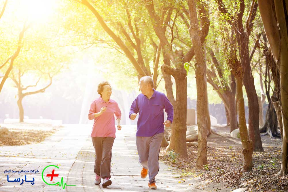 ورزش و فعالیت بدنی در سالمندان