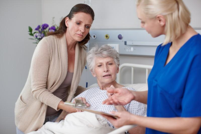 خدمات مراقبت از بیمار