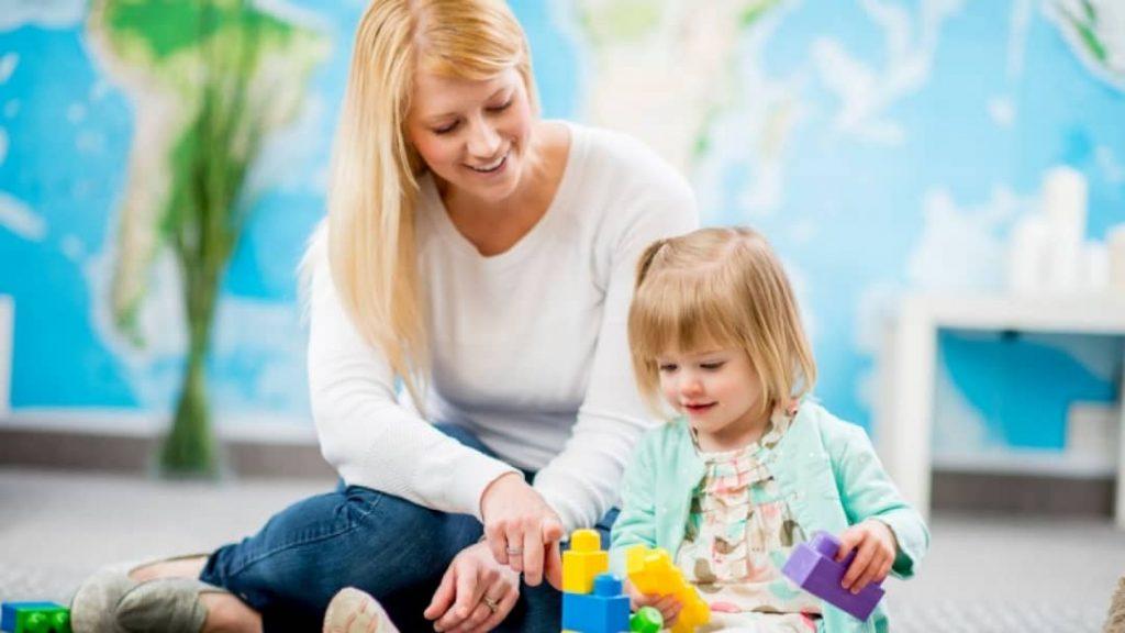 خدمات پرستاری از کودک شرکت سما پارسا
