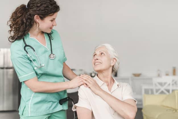 خدمات پرستاری از معلولان شرکت سما پارسا
