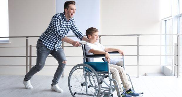خدمات پرستاری از کودک معلول شرکت سما پارسا