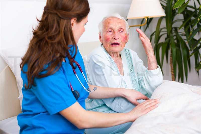 فواید مراقبت از سالمندانی که کهولت سن دارند