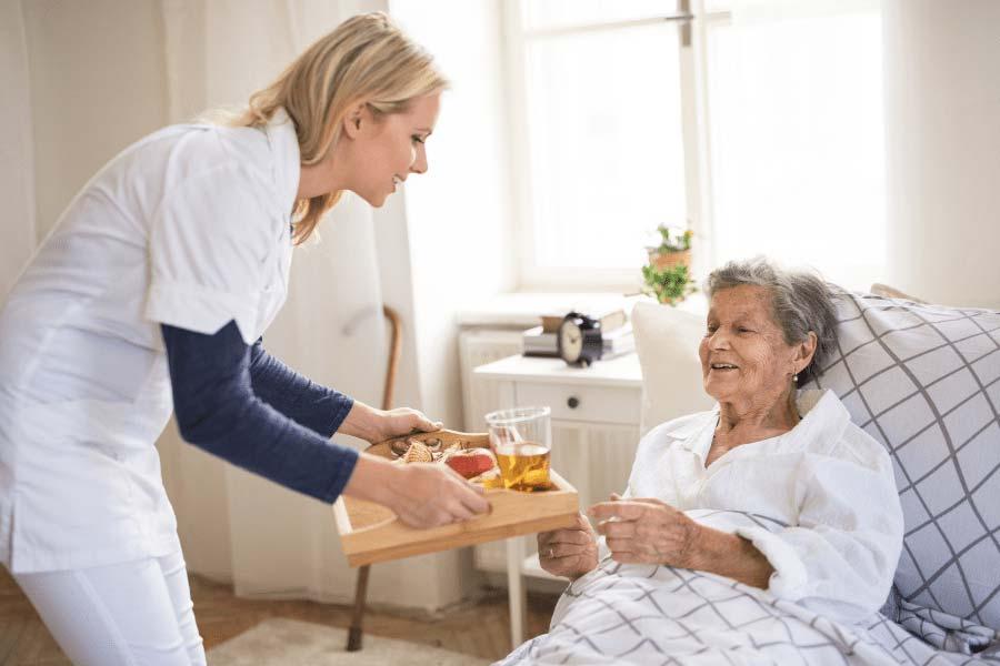 مراقبت کردن از سالمندان لگنی