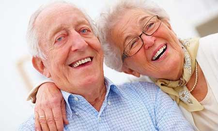 حمایت عاطفی از پیرزن ، پیرمرد
