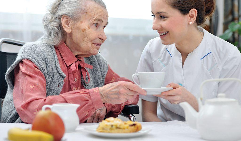 خدمات نگهداری از سالمندان در خانه، شرکت سما پارسا