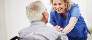 پرستار سالمند در شرکت سما پارسا