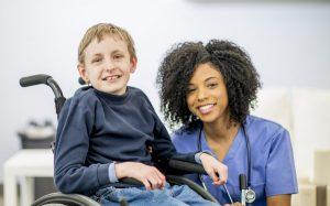 پرستاری از معلولان