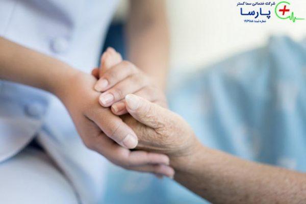 نگهداری از سالمندان توسط شرکت سما پارسا