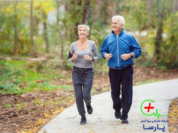 مراقبت و پرستاری سالمند